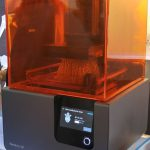 Photo of SLA 3D printer by Formlabs